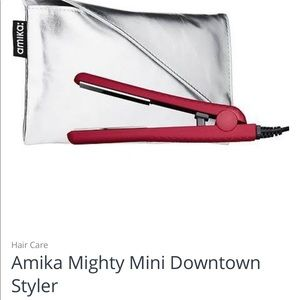Amika Mighty Mini Hair Straightener
